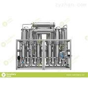 珠海多效蒸餾水機出廠價格