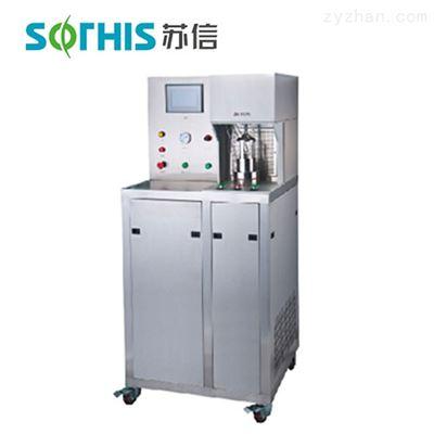 苏信环境-L1070滤料容尘量测试台