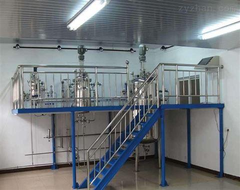 50-500L双级发酵设备