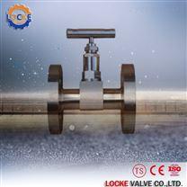 進口法蘭式針型閥用心制造 成就品質