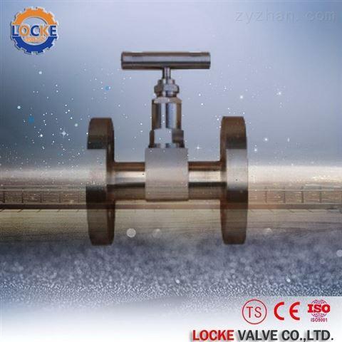 进口法兰式针型阀用心制造 成就品质