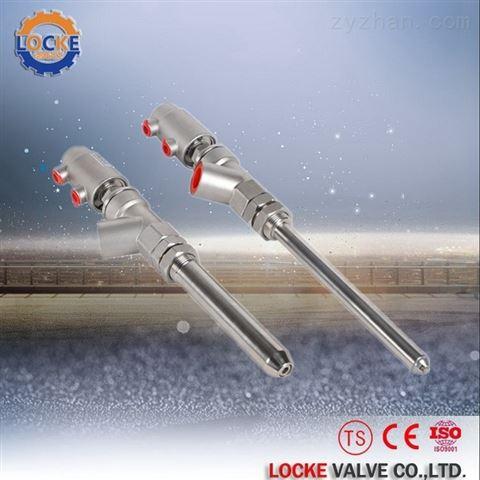 进口快装气动连体阀高品质优选德国洛克