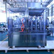 全自動粘稠液體凝膠灌裝機