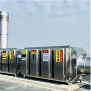 上海宝山嘉定青浦橡胶厂废气净化环保设备