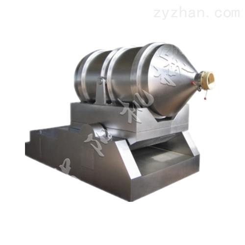EYH型二维运动混合机用途