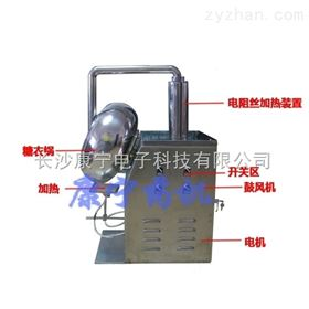 BY-300荸荠糖衣机