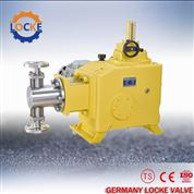 進口L-DR系列柱塞式計量泵洛克直銷德國廠家