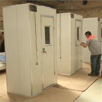 云南昭tong304双人单吹风淋室不锈钢de多少钱