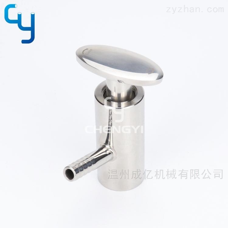 卫生级焊接式取样阀