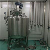 單層槳式攪拌儲罐廠家