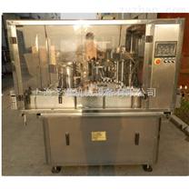 塑料瓶液体灌zhuang加塞旋盖机