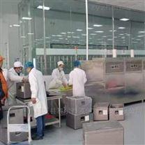 食品工業隧道式微波干燥設備