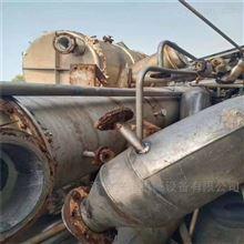 三吨三效钛材蒸发器到货