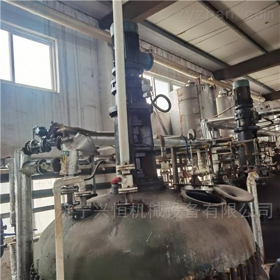 出售多台环氧化釜食品级搪瓷反应釜
