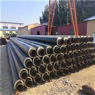 DN300高密度聚乙烯地埋热力蒸汽保温管