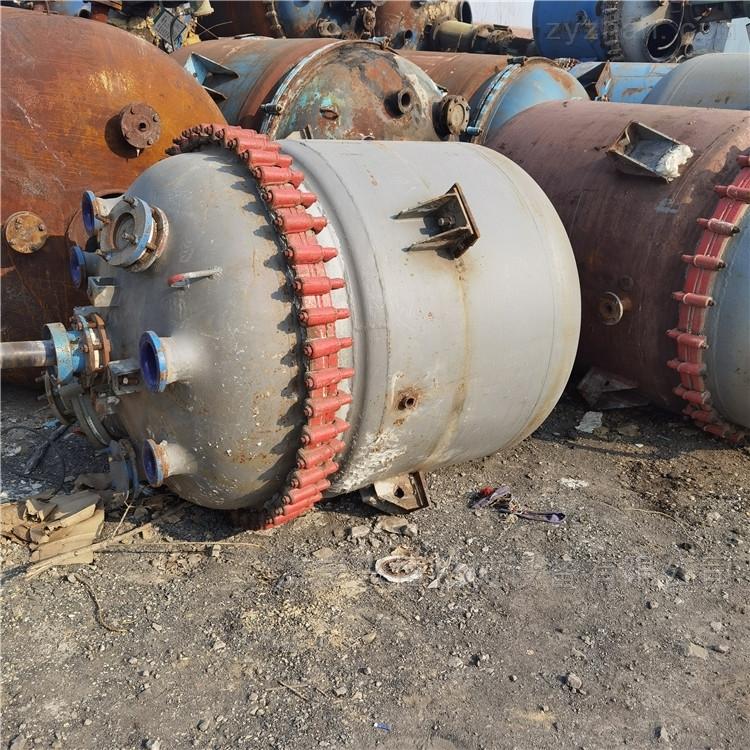 处理耐腐蚀性强高压搪瓷反应釜