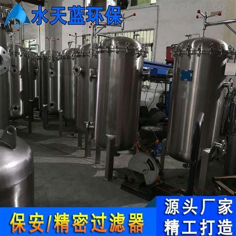 机械过滤器的清洗方法