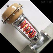 美标自立式蒸汽调节阀
