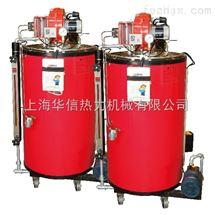 立式全自动燃油蒸汽锅炉