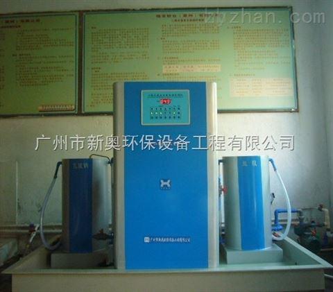 XAZ广州自动型二氧化氯发生器