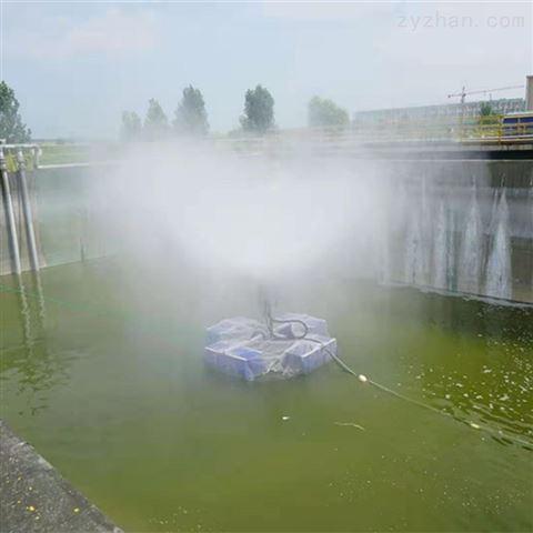 蒸发塘 机械雾化蒸发器的工作原理