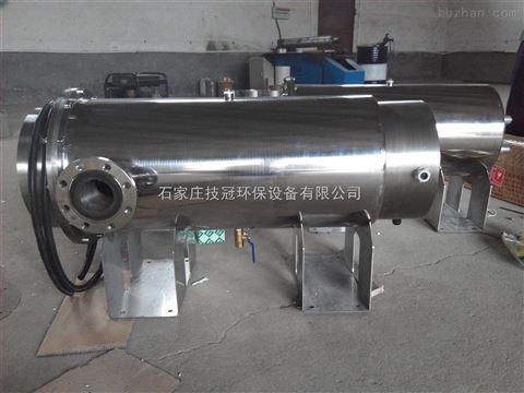 JG-5000大流量紫外线消毒器山东中压紫外线消毒器