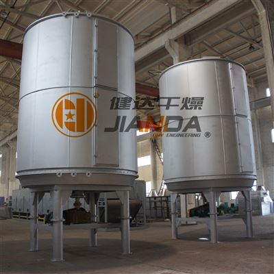 PLG盘式硅酸镁干燥机