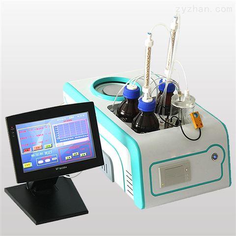 V320智能一代库仑法卡尔费休水分测定仪