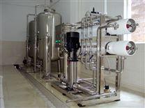 桶裝水成套生產設備,純凈水設備,反滲透純凈水設備
