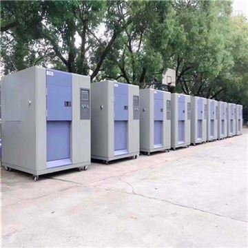 ap-cj愛佩科技兩廂式冷熱沖擊試驗箱