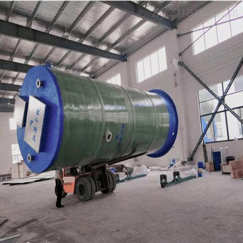 淮安一体化(污水)提升泵站