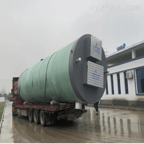 宣城一体化(污水)提升泵站