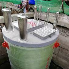 不銹鋼一體化預制泵站