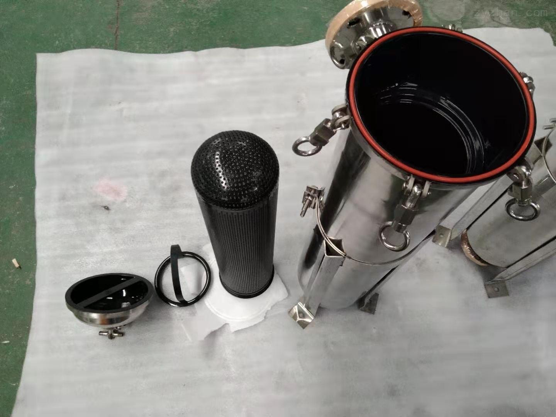 大流量耐酸碱高温过滤机