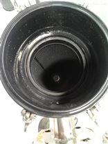 不锈钢大流量耐酸碱高温过滤机