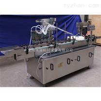 30-100ml口服液、糖浆灌装轧盖机
