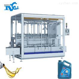 润滑油称重式灌装机
