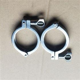 不锈钢直通过滤器快装卡箍