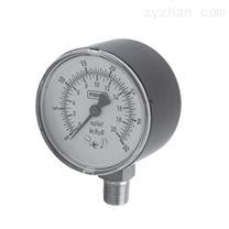 Fisher™费希尔50和50P型压力表