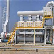 蓄热式焚烧炉工业废气处理净化蓄热设备