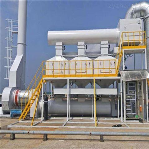 RCO催化燃烧空气净化设备定做