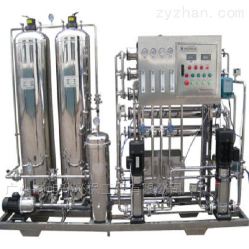 常德纯化水制水设备品牌