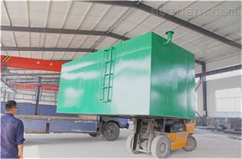 江苏污水处理设备厂工艺流程