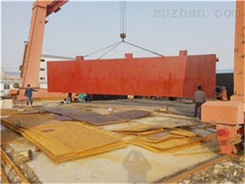 斜板废水沉淀器设备概要