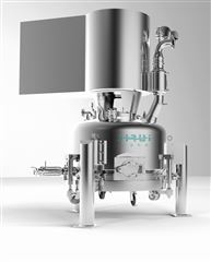 无菌级过滤洗涤干燥一体机