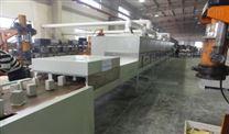 微波蜂窝陶瓷干燥定型设备