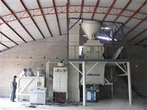 智能控制砂浆生产线