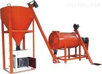 干粉砂浆简易生产线