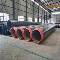 管径529钢套钢直埋热水保温管