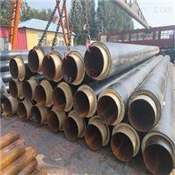 管径273钢套钢直埋发泡保温管